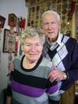 Sprechzeit - Straßenlaterne - Das Ehepaar Bauhoff