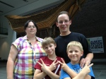 Sprechzeit - Sommerrückblick - Familie Hellwig