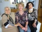Sprechzeit - Visum für 83-jährige Türkin