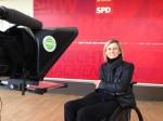 Videodreh mit Lisa Steinmann MdL - Im Düsseldorfer Landtag