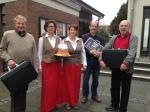 ZDF Reportage - Reparieren statt Wegwerfen - Das Team vom Repair Café