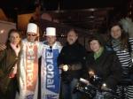 Aktuelle Stunde - Erster Karneval mit Rauchverbot - Das Team inkl. Aronal&Elmex