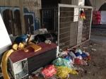 Sprechzeit - Wilder Müll in der Plankgasse