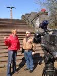 WDR - Lokalzeit Köln - Sprechzeit - Verwahrloste Gedenkstätte am Fort I