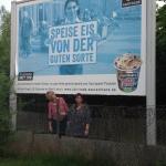 WDR - Lokalzeit Köln - Sprechzeit - Streit um Werbetafel