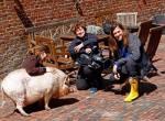 WDR - Tiere suchen ein Zuhause - Hof Butenland - Anna, Petra, Martin und Prinz Loui