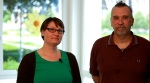 Graf Recke Stiftung - Frau Brosch & Herr Matuschek