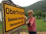 WDR - Lokalzeit Köln - Sprechzeit - Sommerrückblick - Von Brückensanierungen und Bahnsteig-Sicherungen - Anke Bruns in Oberholpe