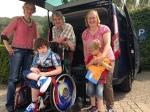 WDR - Lokalzeit Köln - Sprechzeit - Sommerrückblick - Ein Auto für Leon