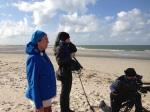 WDR - Menschen Hautnah - Krankhafte Liebe - beim Dreh (Diana, Martin und Petra)