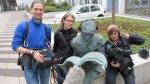 ARD - Deutschland-Dein Tag - Das Team (v.l.n.r. Martin, Christiane und Petra)