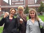 WDR - Lokalzeit Köln - Sprechzeit - Ärger über Sperrmüllzeiten - Frauenpower