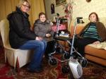 WDR - Lokalzeit Köln  - Sprechzeit - Kalte Wohnungen in Köln-Chorweiler
