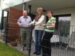 WDR - Lokalzeit Köln - Sprechzeit - Ärger um Gartenzaun