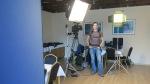 Medientraining - Aufbau Interviewsituation