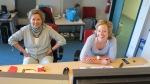 WDR - Menschen Hautnah - Krankehafte Liebe - Das Team (vlnr: Diana & Kirsten)