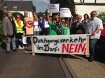 WDR - Lokalzeit Köln - Sprechzeit - Meschenicher haben den Verkehr satt