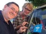 WDR - Lokalzeit Köln - Sprechzeit - Knöllchen trotz elektronischer Parkscheibe