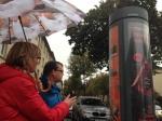 WDR - Lokalzeit Köln - Sprechzeit - Werbesäulen stehen immer noch im Weg