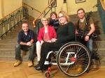 WDR - Lokalzeit Köln - Sprechzeit - Keine Rollstühle mehr im ehemaligen Millowitsch-Theater