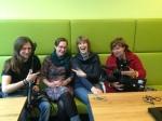 WDR - Servicezeit Reportage - Junge Erwachsene mit Krebs - Das Team mit Kerstin