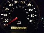 300000 km !!! - schon ganz schön viel aufm Buckel unser Kia! :)