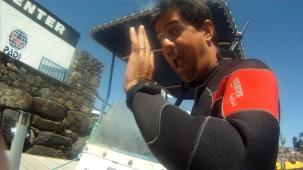 Eduard von der Tauschule Rubicon Diving in Playa Blanca