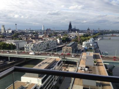 WDR - Lokalzeit Köln - Sprechzeit - Treppe an der Severinsbrücke endlich wieder begehbar