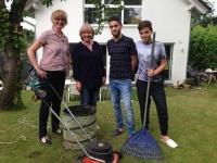WDR - Lokalzeit Köln - Sprechzeit - Syrische Flüchtlingsjungs - Happy End
