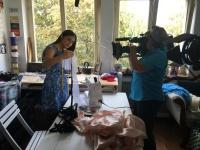 WDR - Frau TV - Was trägst du drunter? Dessous von Muslima