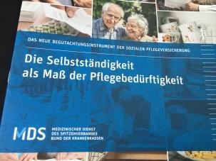WDR - Servicezeit - Schnell noch Pflegestufe beantragen