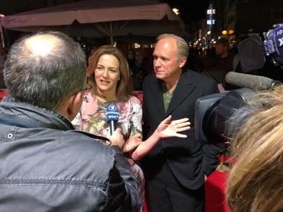 """Das Erste - Brisant - Filmpremiere """"Gleißendes Glück"""""""