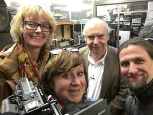 WDR - Lokalzeit Köln - Weltverbesser - Claus Michael Sierp mit Anke, Petra und Martin
