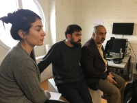 Redaktionskonferenz Arti TV