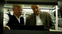 Graf Recke - Aus der Vergangenheit lernen - Dreharbeiten im Archiv