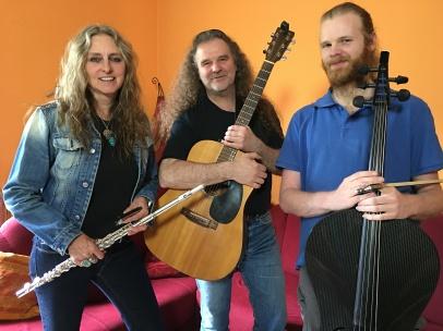 WDR - Lokalzeit Köln - Weltverbesserer - Maggie Mackenthun - Band Kozmic Blue