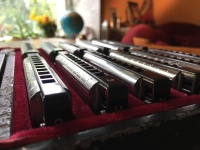 WDR - Lokalzeit Köln - Weltverbesserer - Maggie Mackenthun - Mundharmonikas