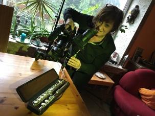 WDR - Lokalzeit Köln - Weltverbesserer - Maggie Mackenthun - Petra beim Dreh