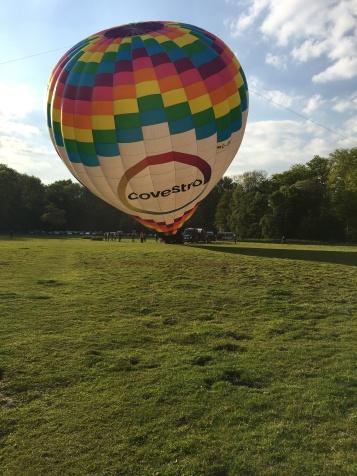 WDR - Lokalzeit Köln - Sprechzeit - Rückblick - Ballonfahrt