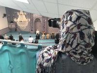 WDR - Hier und Heute - Monheim - Petra in der Moschee