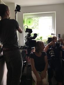 WDR - Frau TV - Über uns - Making Of