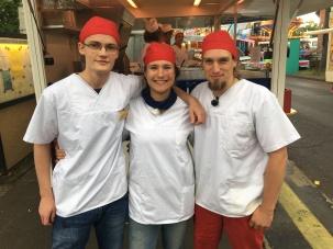 WDR - Lokalzeit Bonn - Frittenbude Pützchens Markt