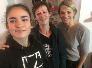 WDR - Frau TV - 20 Jahre Frau TV - Jubiläums-Reportage - Mütter - Protagonistinnen mit Sabine Heinrich