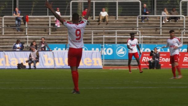 Das Erste - Sportsschau - Fortuna Köln gegen Hallescher FC