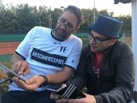 Das Erste - Sportschau-Club - Freunde von Friedhelm Funkel