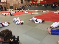 WDR - Sport im Westen - Event - 1. G-Judo Weltmeisterschaft in Köln