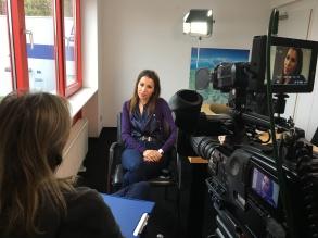 WDR - Frau TV - Fatiha Essinou