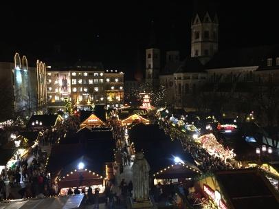 WDR - Markt - Sicherheit auf Weihnachtsmärkten