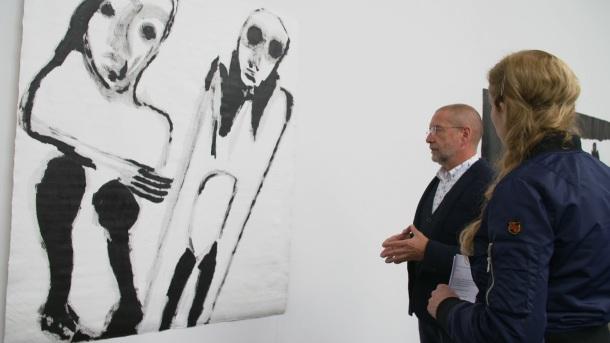 WDR - Westart Lebenslüge einer Künstlerin: Rosemarie Koczÿ