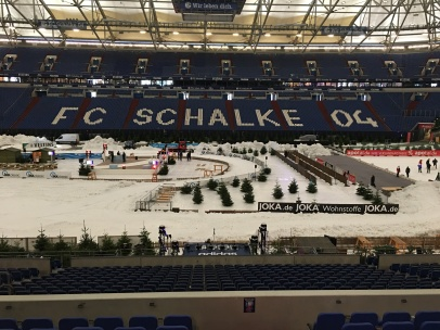 MoMa - Biathlon auf Schalke